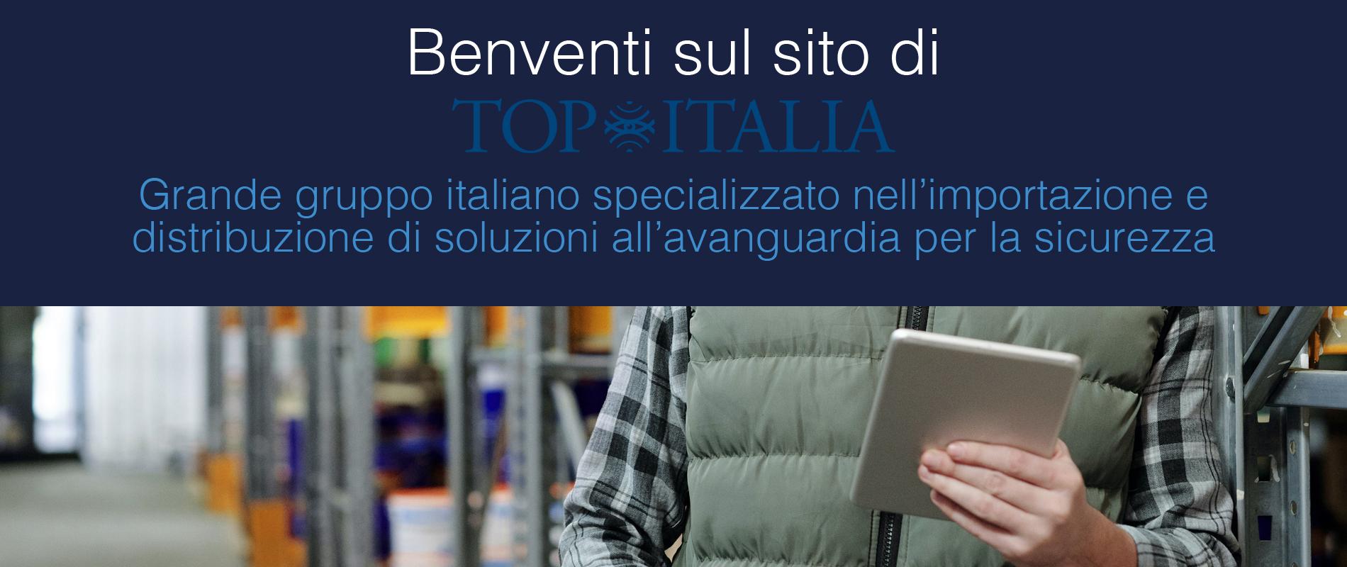benvenuti sul sito di Top Italia
