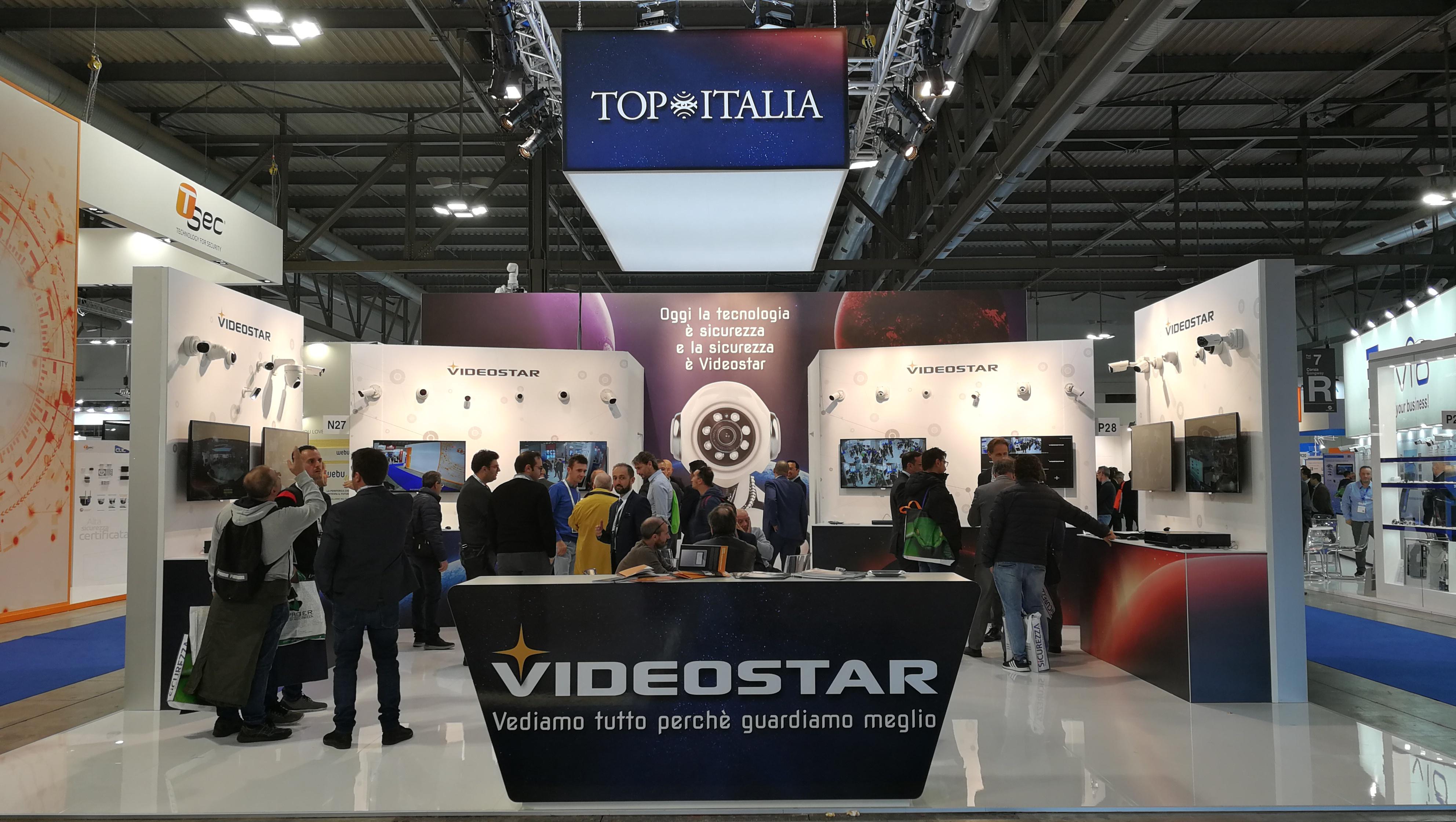 Videostar a Sicurezza 2019